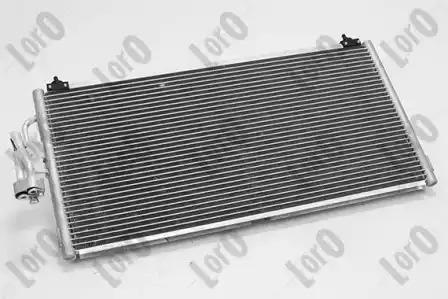 Радиатор кондиционера LORO 0330160006