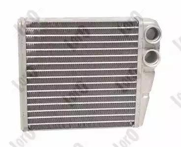 Радиатор печки LORO 0350150001B