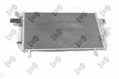 Радиатор кондиционера LORO 0350160003