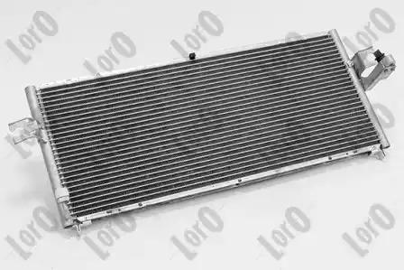 Радиатор кондиционера LORO 0350160004