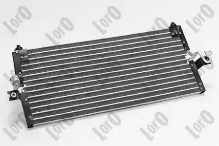Радиатор кондиционера LORO 0350160005