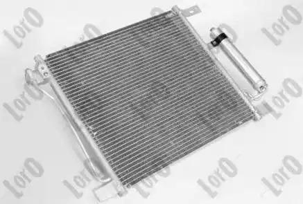 Радиатор кондиционера LORO 0350160024