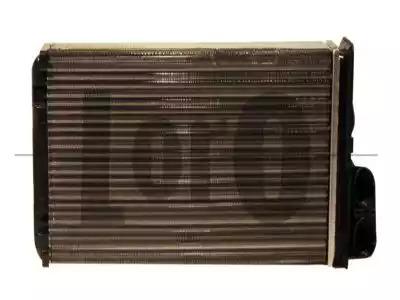 Радиатор печки LORO 0370150018