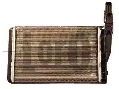 Радиатор печки LORO 0420150002