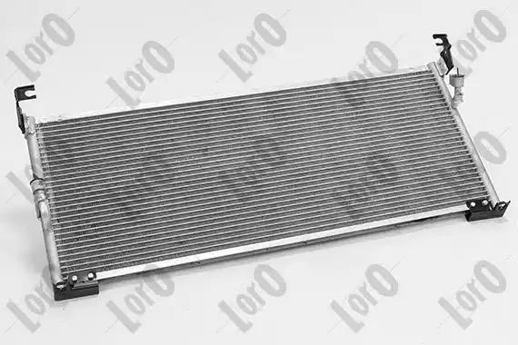 Радиатор кондиционера LORO 0510160006