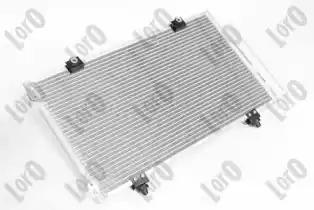 Радиатор кондиционера LORO 0510160008