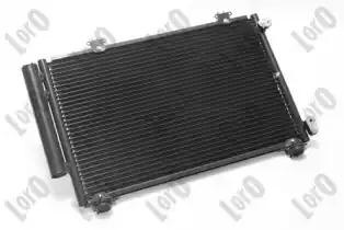 Радиатор кондиционера LORO 0510160010