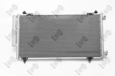 Радиатор кондиционера LORO 0510160013