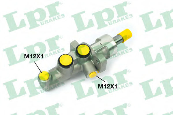 Главный тормозной цилиндр LPR 1351