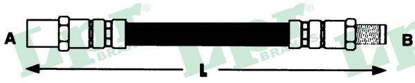 Тормозной шланг LPR 6T46121