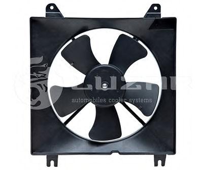 Вентилятор радиатора кондиционера LUZAR LFc0564