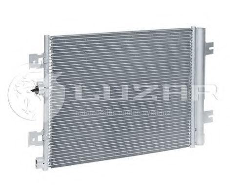 Радиатор кондиционера LUZAR LRAC0961