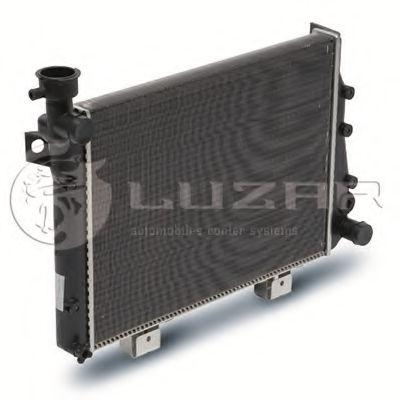 Радиатор охлаждения двигателя LUZAR LRc01070