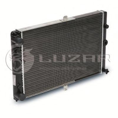 Радиатор охлаждения двигателя LUZAR LRc01080