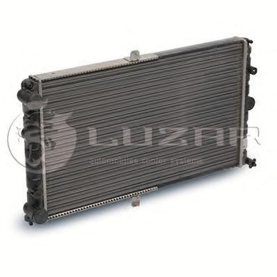 Радиатор охлаждения двигателя LUZAR LRc0112