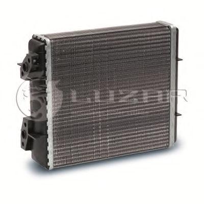 Радиатор печки LUZAR LRh0106