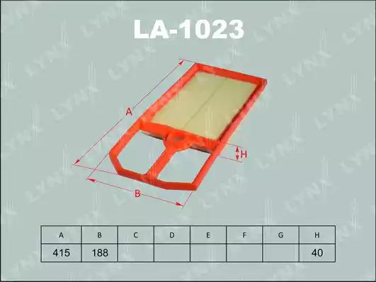 Воздушный фильтр LYNXauto LA1023