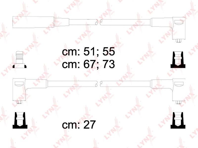 Трамблер LYNXauto SPC4609