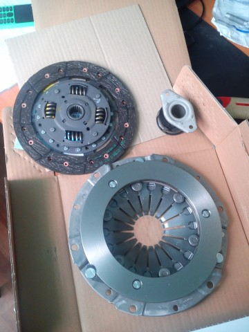 Комплект сцепления LuK 619303900