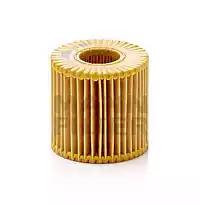 Масляный фильтр MANN-FILTER HU7019z