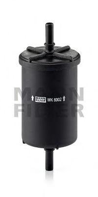 Топливный фильтр MANN-FILTER WK6002