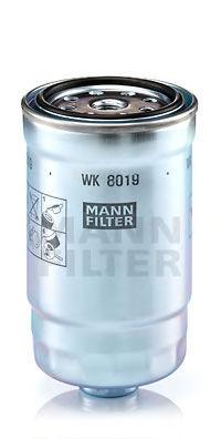 Топливный фильтр MANN-FILTER WK8019