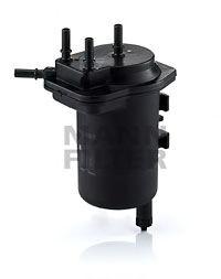 Топливный фильтр MANN-FILTER WK9396