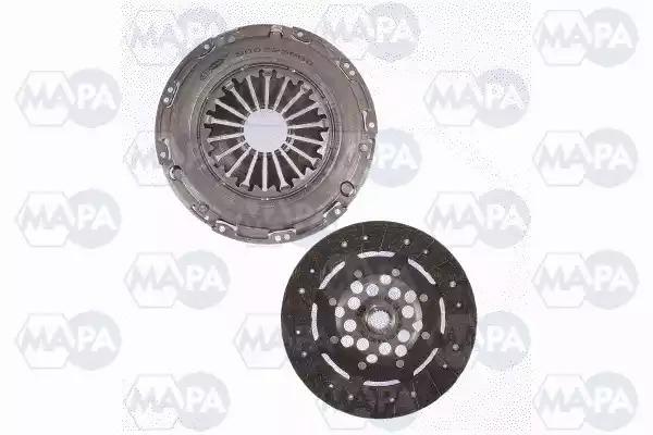 Комплект сцепления MAPA 001225409