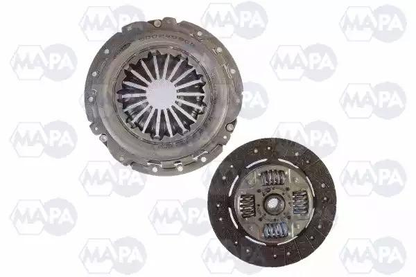 Комплект сцепления MAPA 001240109