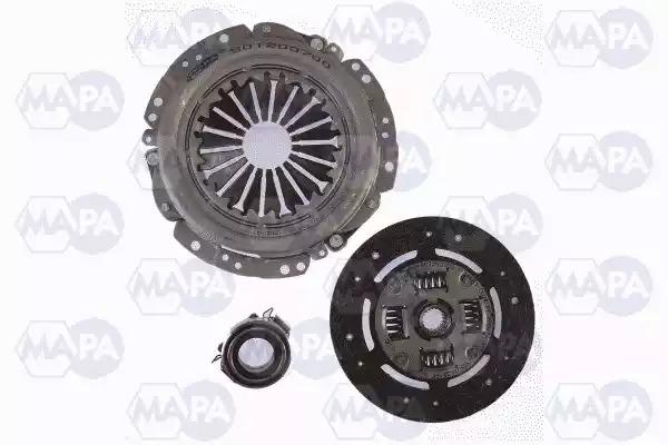 Комплект сцепления MAPA 002200200