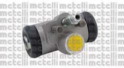 Рабочий тормозной цилиндр METELLI 040341