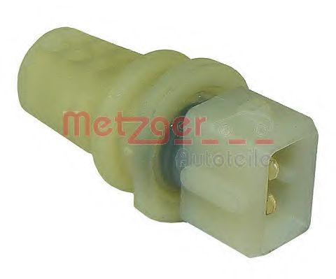 Датчик температуры впускаемого воздуха METZGER 0905070