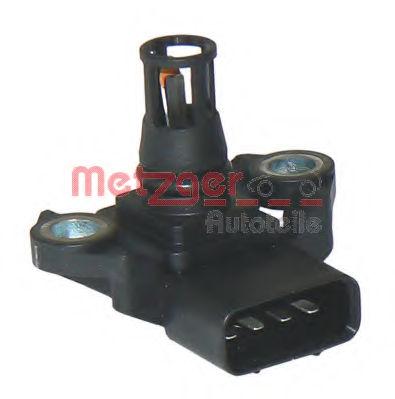 Датчик давления наддува METZGER 0906036
