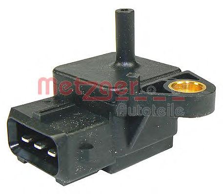 Датчик давления наддува METZGER 0906071