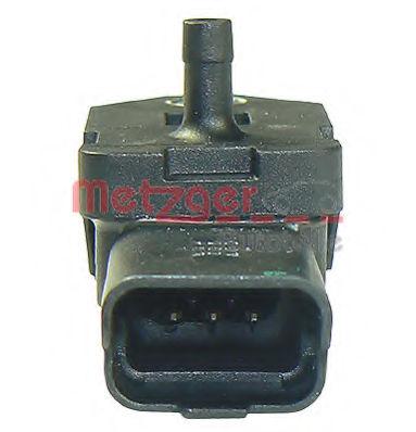 Датчик давления наддува METZGER 0906090