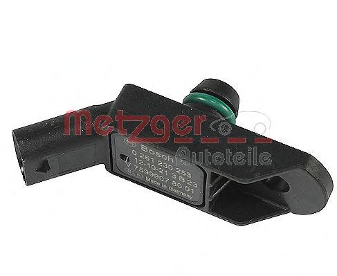 Датчик давления наддува METZGER 0906152