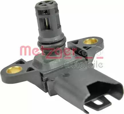 Датчик давления наддува METZGER 0906224