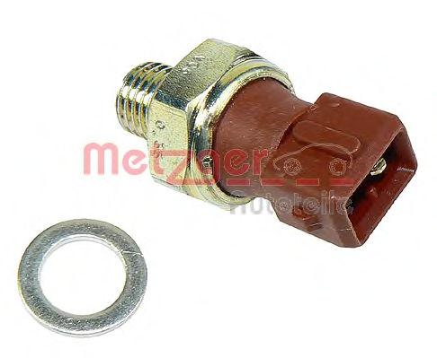 Датчик давления масла METZGER 0910007
