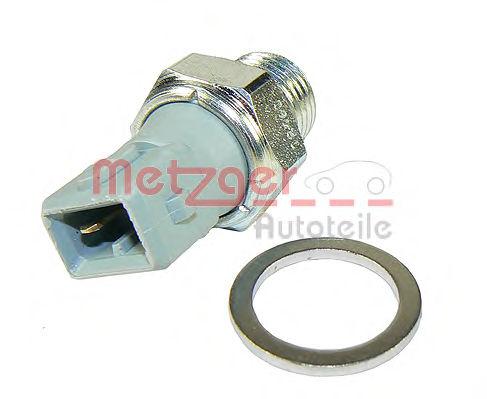 Датчик давления масла METZGER 0910015