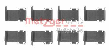 Скобы тормозных колодок METZGER 1091162