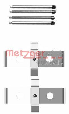 Скобы тормозных колодок METZGER 1091674