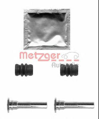 Комплект направляющей суппорта METZGER 1131324X