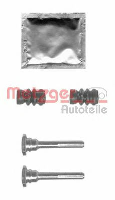 Комплект направляющей суппорта METZGER 1131325X