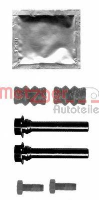 Комплект направляющей суппорта METZGER 1131339X