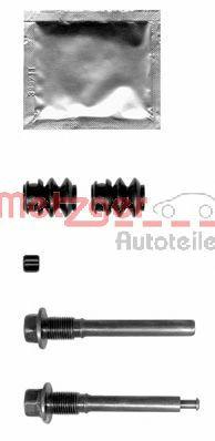 Комплект направляющей суппорта METZGER 1131373X
