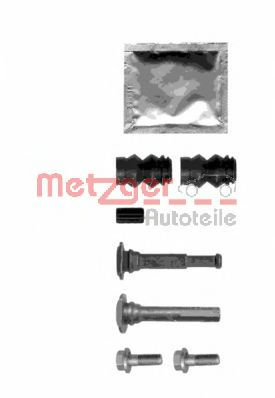 Комплект направляющей суппорта METZGER 1131384X