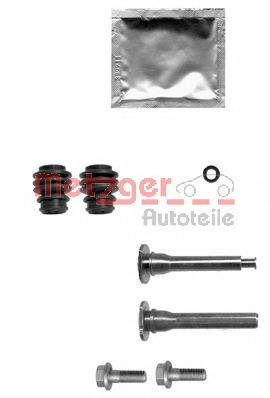 Комплект направляющей суппорта METZGER 1131393X