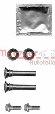 Комплект направляющей суппорта METZGER 1131398X