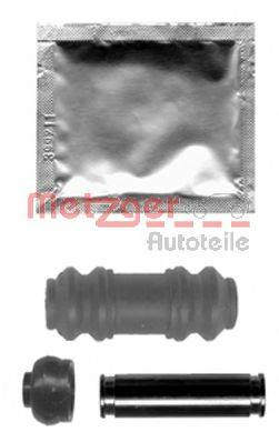 Комплект направляющей суппорта METZGER 1131403X