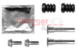 Комплект направляющей суппорта METZGER 1131405X